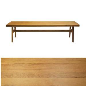 ベンチ ダイニングベンチ 160cm 天然木 オーク無垢材 ストレートタイプ Nordic 2 ノルディック|atease