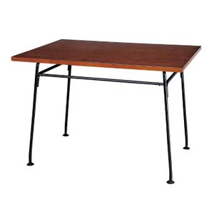 ダイニングテーブル スパイス BRESCIA テーブル 105×80cm 2〜4人用 コンパクト シンプル レトロ atease