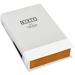 ブック型 収納ボックス 本型 小物入れ ブックボックス Landmarks ワールドトレードセンター GD-3231 アンティーク洋書風|atease
