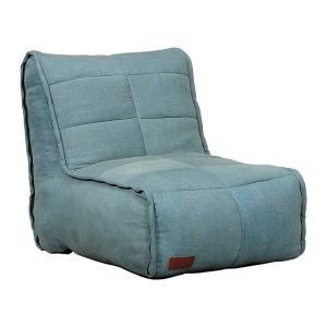Lazy Bag ウレタンソファー 369-CF (カバーリング/デニムブルー)|atease
