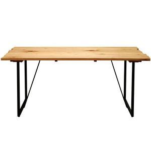 ダイニングテーブル サイズオーダー VIRGIN-SPEC. フルオーダーシステムテーブル 幅131〜160×奥行80cm メープル無垢材|atease