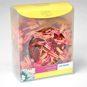 クラレモント&メイ ポプリ Honeysuckle & Jasmine ハニーサックル&ジャスミンの香り ホームフレグランス 芳香剤|atease