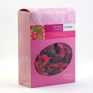 クレアモント&メイ ポプリ ピンクペッパー&ロータスポッドの香り ホームフレグランス 芳香剤|atease