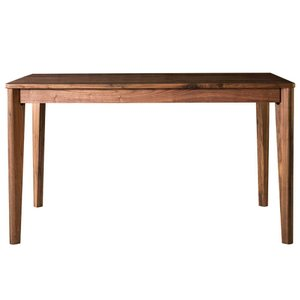 ダイニングテーブル meets 125 ウォールナット無垢材 125×75cm 2〜4人用|atease