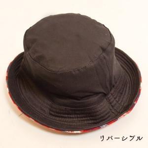 タータン チェック ボア リバーシブル バケット ハット 〈ワイン キャメル〉綿100% レディース帽子 メンズ帽子 送料無料 Fillil フィリル 森ガール 山ガールに|atelier-ayumi|05