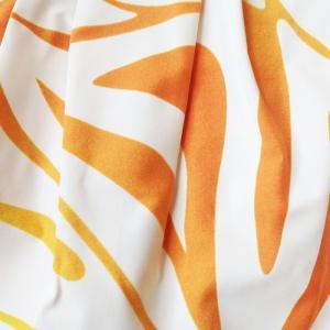 ハワイアングラニーバッグ Sサイズ グラデーションモンステラ 〈オレンジイエロー〉 【クリックポスト送料無料】オリジナルハンドメイド|atelier-ayumi|02