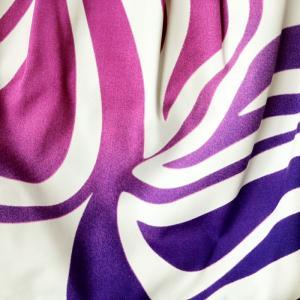 ハワイアングラニーバッグ Sサイズ グラデーションモンステラ 〈パープル〉 【クリックポスト送料無料】オリジナルハンドメイド|atelier-ayumi|04