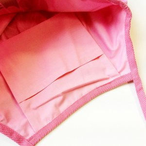 ハワイアングラニーバッグ Sサイズ ハイビスカス〈ピンク 〉【クリックポスト送料無料】オリジナルハンドメイド|atelier-ayumi|02