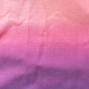 アウトレット パウスカート 77cm ボーダー グラデーション〈ブルー&パープル&ピンク〉4本ゴム ハワイアン フラダンス 衣装 パウ 日本製 青 紫|atelier-ayumi|07