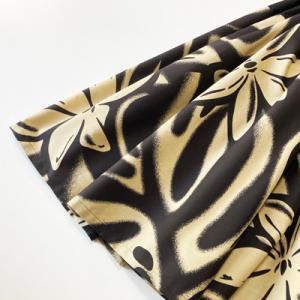 パウスカート 67cm 72cm 77cm ウエスト無地 ハワイアンキルト柄〈ペールブルー&ホワイト〉4本ゴム ハワイアン フラダンス衣装 4ヤードパウ 水色 青 白 日本製|atelier-ayumi|02