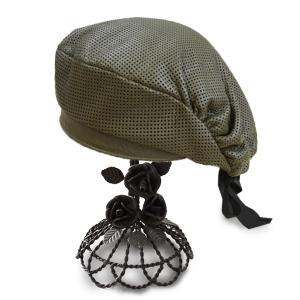 帽子 エゾ鹿革の帽子 シャーリングリボンベレー 手作り日本製|atelier-doraneko