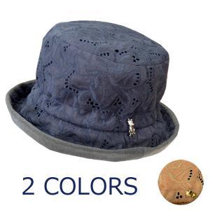 帽子 レディースハット ゴム入り ボタニカル柄セーラー 手作り日本製 どら猫オリジナル|atelier-doraneko