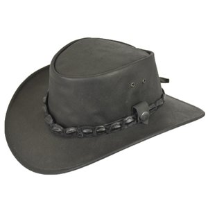 帽子 ウエスタンハット(カウボーイハット/テンガロンハット) Jacaruオーストラリア製 Eureka Black [1086-Buffalo hat]|atelier-doraneko