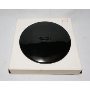 茶道具 真塗『水指の蓋』塗蓋 幅12.5cm 未使用保管品|atelier-erica