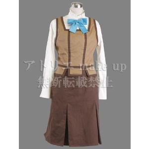 セット内容:ベスト、シャツ、膝丈スカート、リボン 商品素材:ラシャ布、コットン 重量:約1.5kg