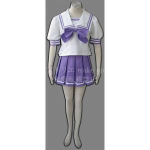 【商品詳細】 セット内容:セーラー服,スカート,スカーフ 商品素材:コットン 重量:約1KG