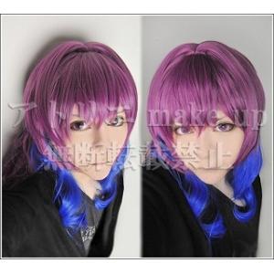 【K コスプレ用ウィッグ】御芍神 紫 アニメ マンガ ゲーム コスプレ用品 cosplay atelier-makeup