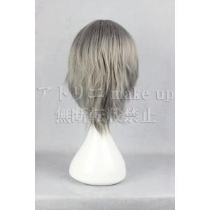 【コスプレウィッグ かつら cosplay wig】コスプレ ウィッグ 咎狗の血 アキラ Akira+おまけ atelier-makeup 02