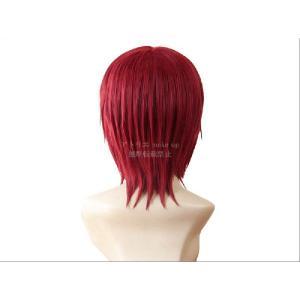 【コスプレウィッグ かつら cosplay wig】☆ワンピース ONEPIECE シャンクス 赤髪+おまけ|atelier-makeup|03