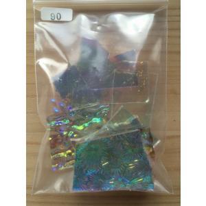 【送料82円可】 COE90 ダイクロスクラップパック クリアー 約75g|atelier-mizu