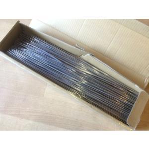 【単独出荷】 ステンドグラス用 棒半田(はんだ) 錫60:鉛40 φ3mm 長さ40cm 約10kg|atelier-mizu
