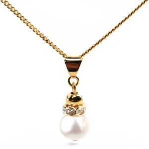 ネックレス レディース 真珠 淡水パール 天然石 送料無料 ピクシー 6月 誕生石|atelier-tea