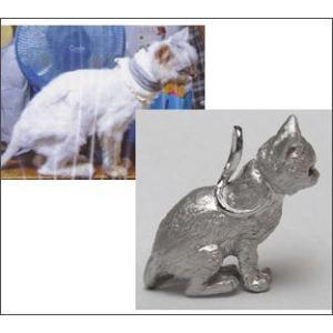 ペット遺骨ペンダント 写真から作る完全立体・完全防水 PT900制作例(3)