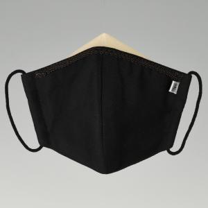 シアターマスク ブラック(素材:T/C) atelieryoshino-goods