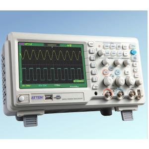 小型軽量デジタルオシロスコープ 60MHz 1GHzサンブリングモデル 日本語対応 ADS1062CML|atex