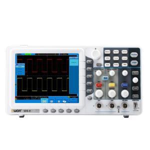 1Gsサンプリング100MHz帯域 FFT機能付カラーデジタルオシロスコープフルセット LAN付き SDS7102E OWON SCS正規代理店保証3年|atex