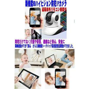 業界初 家電遠隔リモコン機能 HD高画質ハイビジョンIPネットワークカメラ/防犯カメラ 赤外IPカメラ/WIFI/Iphone/スマホ対応STARCAM PRO IR CONTROL D35|atex|02