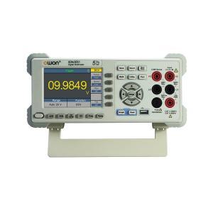 高精度高分解能 200000カウント5桁1/2 真の実効値RMS ベンチタイプデジタルマルチメーター 多機能データーロガーLAN USB付 XDM3051 OWON atex