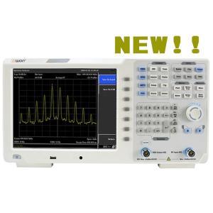 ハイコストパフォーマンス 大画面1.5GHz スペクトラムアナライザー トラッキングジェネレーターEMIフィルター付 XSA1015TG XSA-1015TG OWON スペアナ|atex