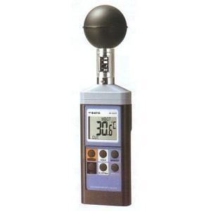 佐藤計量器 熱中症暑さ指数計 SK-150GT|atexno