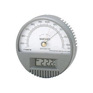 佐藤計量器 バロメックス気圧計