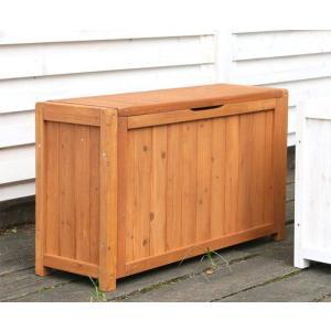 収納付きスツール ベンチボックス|atgarden