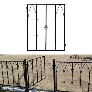 モダンエクステリアフェンス用 ゲート|atgarden