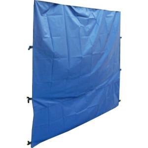 ワンタッチテント用 サンシェード (2.5×2.5m用) ブルー|atgarden