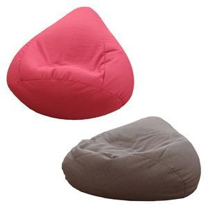 ビーズソファー [ティアドロップビーズクッション] 大型 ビッグサイズ ダメになるクッション/同梱不可・代引き不可|athenesys