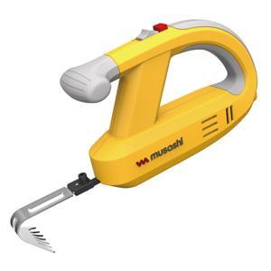 【在庫有】草取り器 [ムサシ 充電式除草バイブレーター WE-750] コードレス 草抜き 草むしり 雑草対策|athenesys