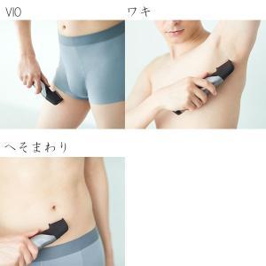 【在庫有】メンズトリマー [パナソニック ボディトリマー ER-GK80-K] Vライン Iライン Oライン ビキニライン|athenesys|04