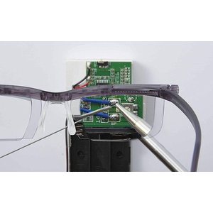 9月下旬入荷予定/ドゥアクティブ 度数調整できる [左右で調整できるシニアグラス Do Active] 老眼鏡|athenesys|06