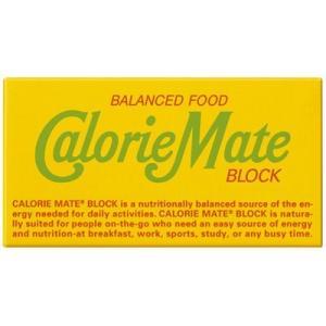 カロリーメイト ブロック (フルーツ味) 2本入×60箱