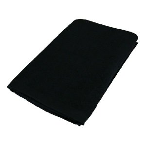 バスタオル(90×150cm)ブラック(黒)業務用タオル|athos
