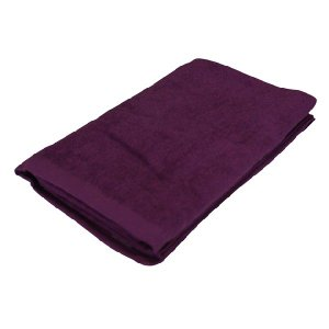 バスタオル1300匁(90×150cm) : パープル(紫)業務用タオル|athos