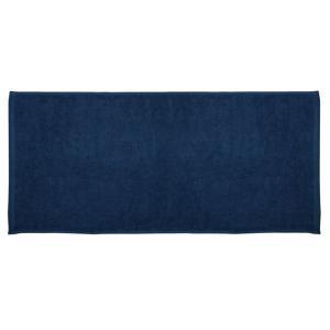 業務用フェイスタオル1枚:ネイビー(紺色)|athos