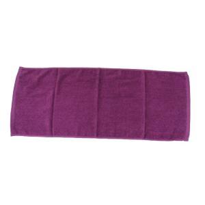 業務用フェイスタオル1枚:パープル(紫色)|athos