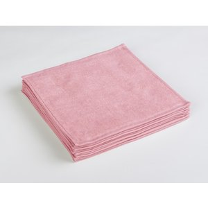 ハンドタオル10枚セット: ピンク/業務用タオル|athos