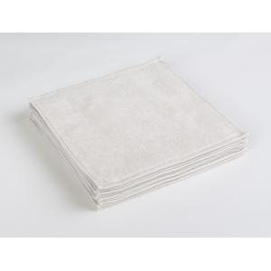 ハンドタオル10枚セット ホワイト 白 業務用タオル|athos