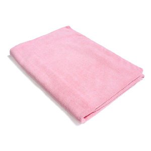 マイクロファイバーバスタオル:ピンク(70x140cm)業務用タオル|athos